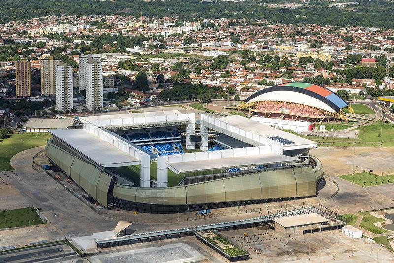 Arena Pantanal, Cuiaba
