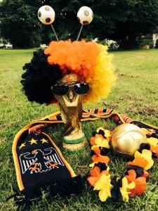 Deutschland WM 2014 Pokal